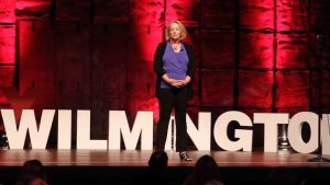 The paradox of trauma-informed care | Vicky Kelly | TEDxWilmington