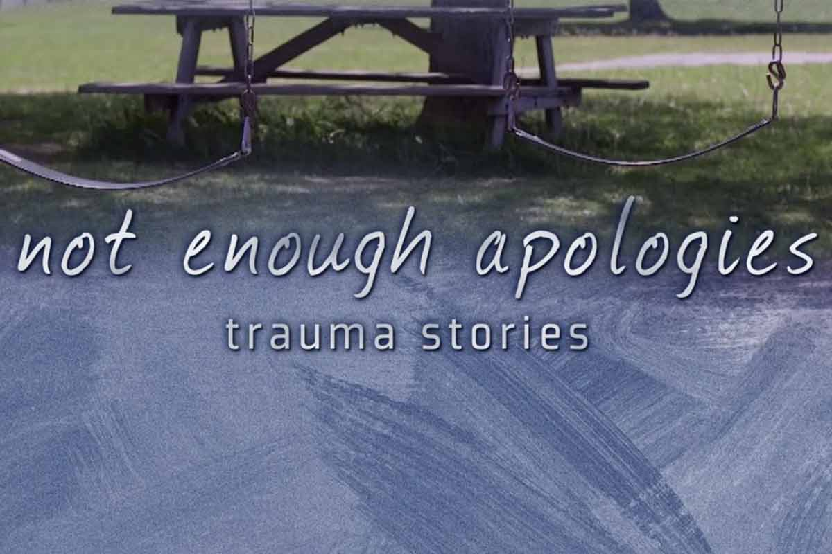 """Watch """"Not Enough Apologies"""" from Wisconsin Public Television"""
