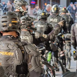 Trauma-Informed Policing: Cops, COVID and TIC
